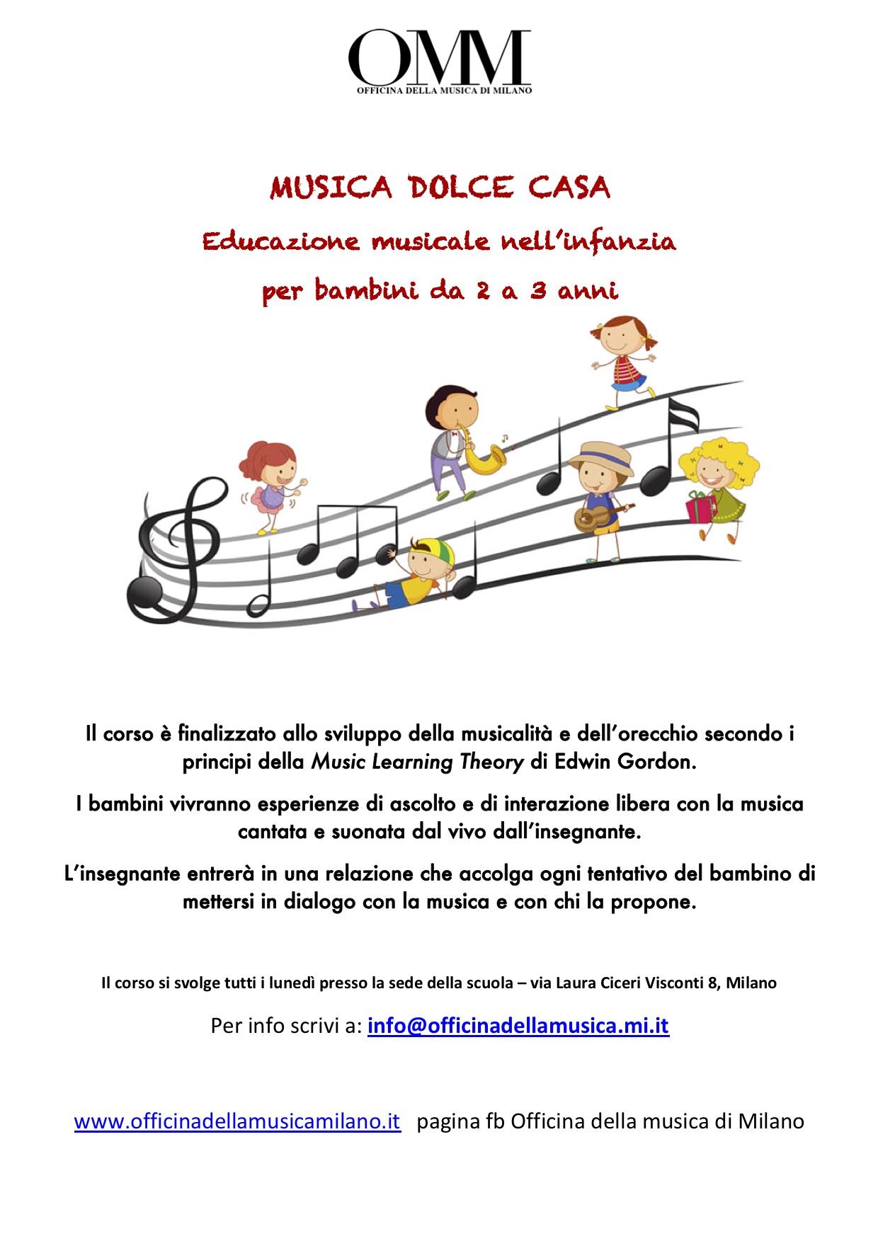 Educazione Musicale nell'infanzia