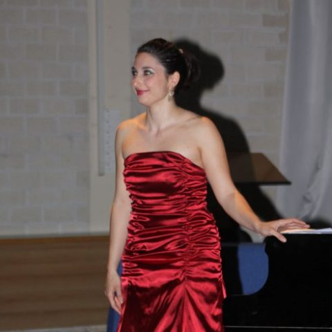 Angela Floccari - Canto Lirico